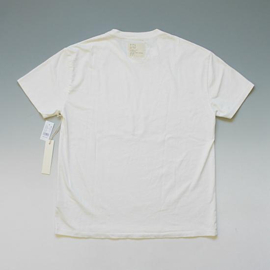FOG - Fear of God Boxy T-Shirt 背面タグロゴデザイン 無地Tシャツ ホワイト ¥8,900(税込)