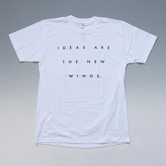 ROCNATION WING TEE ロックネイション 両面プリントデザインTシャツ ホワイト ¥5,880(税込)